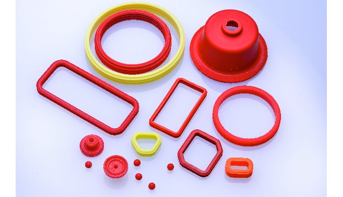 Silicone Moulded Parts