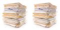 Toute une gamme : papier office, enveloppes , pochettes, adhésif, recyclé.