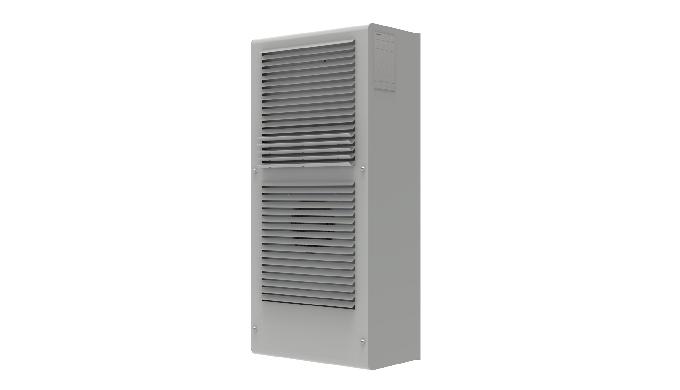 Condizionatore da parete per quadri elettrici in applicazioni outdoor. Protherm permette una perfett...