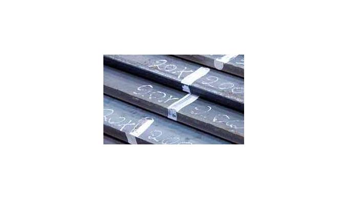 Für mehr Informationen geht es hier zur Homepage Flachprodukte: - Grobbleche - Brennzuschnitte - Fei...