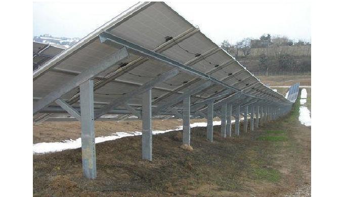 Product Details: Minimum Order Quantity : 100 pcs Usage/Application : Solar Panel Structure Size : 4...