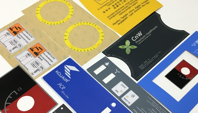 Silkscreen printed stickers and labels are the most premium and durable forms of all custom sticker ...