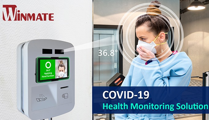 COVID-19 Health Monitoring Solution for Businesses and Public Places