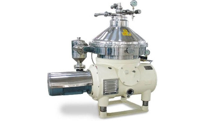 Marine Disc Centrifugal Oil Purifier Flow rate(L/H)1000-5000 Working pressure0.5MPa Working temperat...