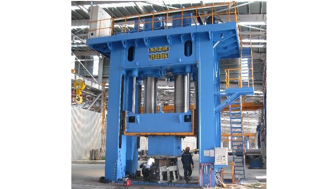 2,500Ton Bending Press