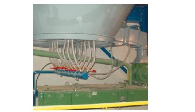 Provzdušňovací čeřící zařízení