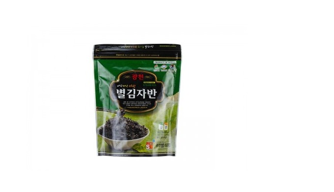 Gwangcheon BYUL MAT Gebratener Laver (Jaban Laver) l hochwertiger Laver