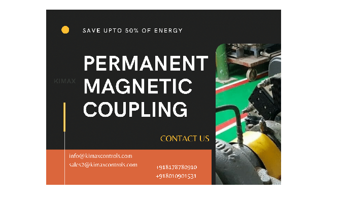 Kimax is a Manufacturer, Supplier, and exporter of Magnetic Coupling, Cooling Tower Water Turbine an...