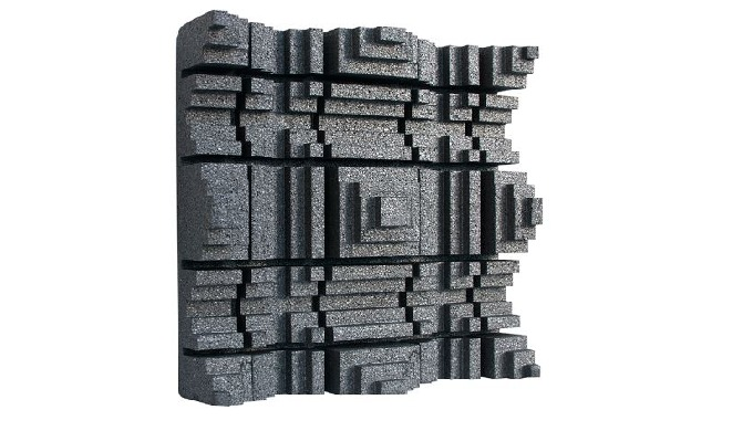Aztec Diffuser is made of expanded polystyrene (EPS) and offers optimal results in the range of medi...