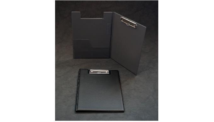 Cartella Portablocco con Pinza Produciamo cartelline e cartelle portablocco con pinza personalizzate...