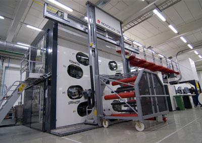 Kuluttajapakkauksille tärkeä korkealaatuinen painatus voidaan toteuttaa RKW:llä käyttäen jopa kahdek...