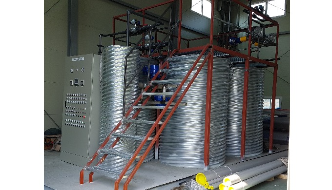 Packaged CSBR l wastewater treatment technology