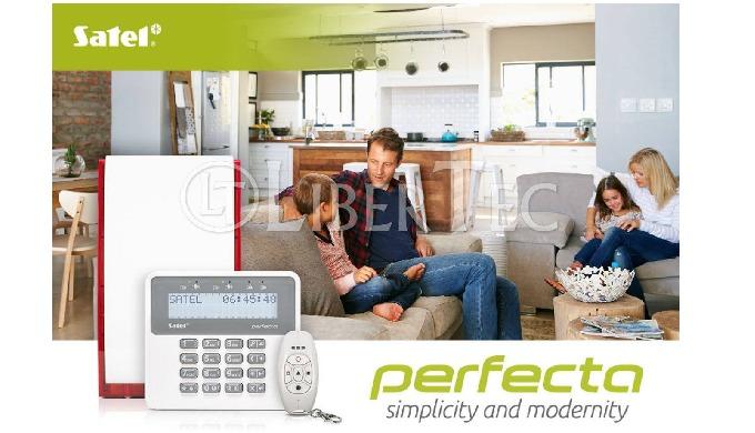 Avez-vous besoin d'un système d'alarme entièrement sans fil? Choisissez une centrale avec un module ...