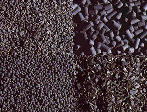Aktivní uhlí - výrobce