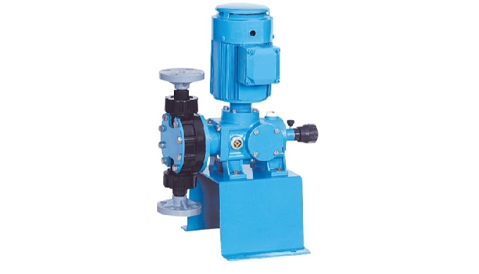 Diaphragm Metering Pumps  KD Series