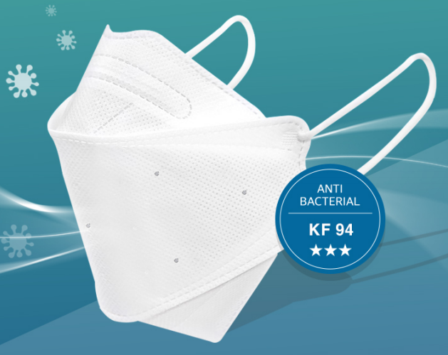 Korean Face Mask(PPE)/ Smartsat's products are produced at a KF-94 certified production plant of the...