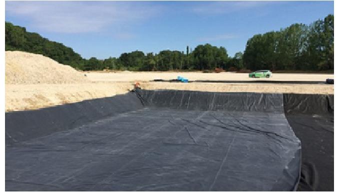 Professionel beskyttelse med tætte geomembraner af høj kvalitet  Hos BG Byggros tilbyder vi et omfa...