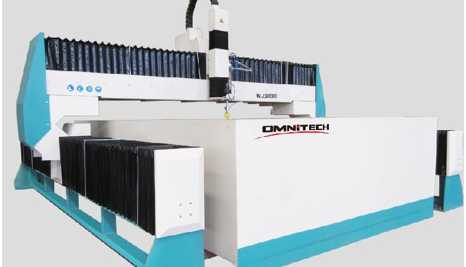 CNC WATER JET CUTTER The OMNI-Wamit Water Jet Cutting Systems represents the greatest value for mone...