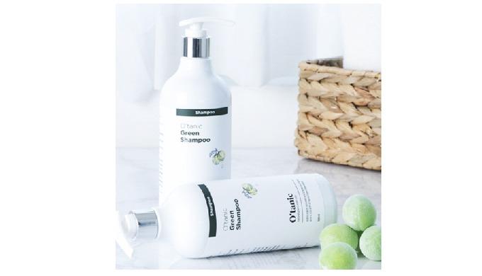 O'tanic Green Shampoo