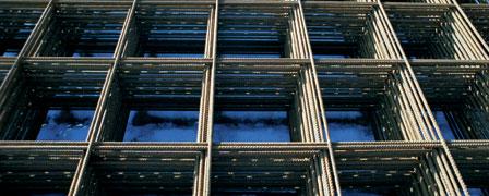 BE Group erbjuder ett brett sortiment av rakstål, armeringsnät och ILF-armering, d.v.s. klippt, klip...