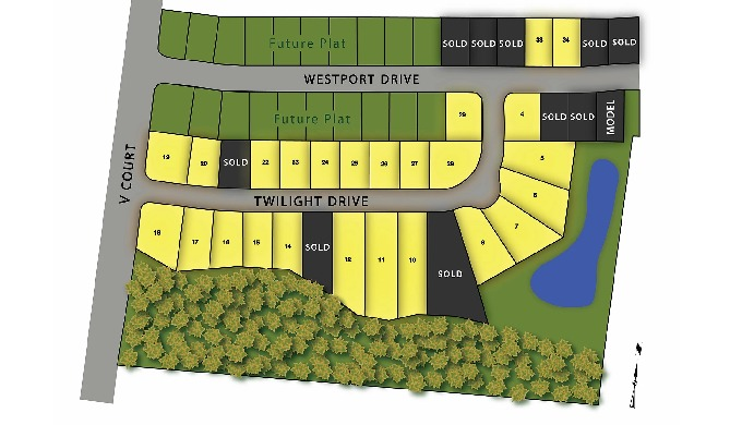 Luxury Home Lots for Sale in Des Moines, Iowa