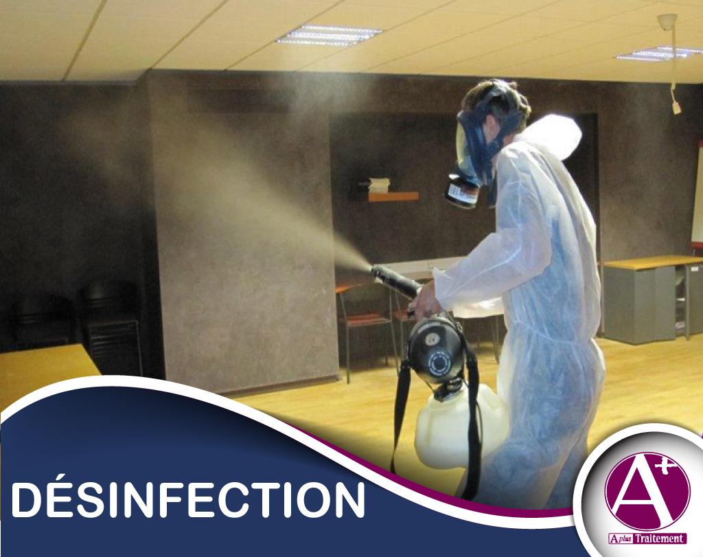 Au cœur des métiers de l'Hygiène, APLUS Traitement intervient pour tout type de désinfection et tout...