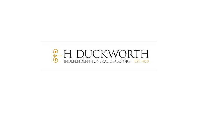 H. Duckworth Independent Funeral Directors have been in the business since 1929 and have helped many...