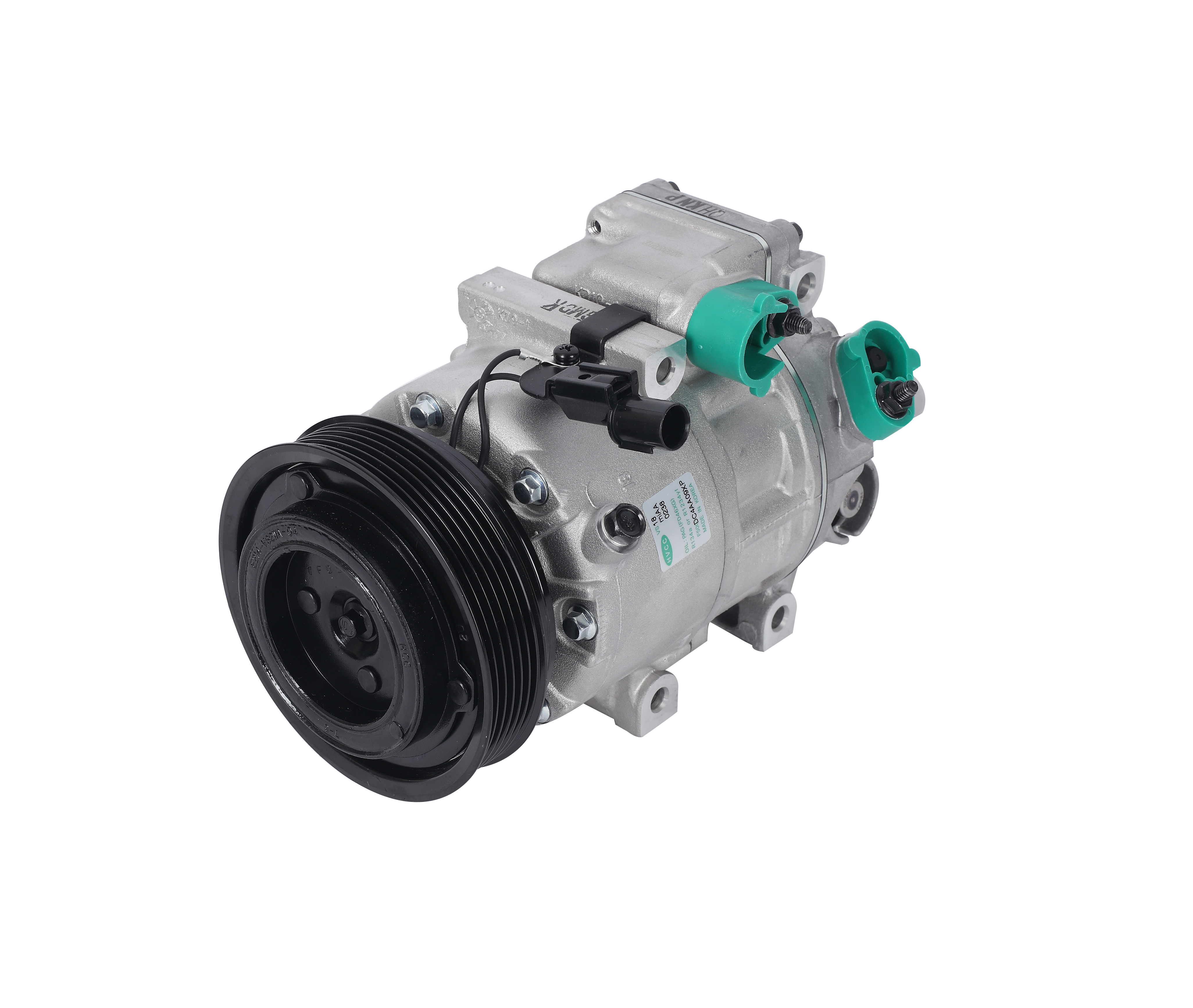 The compressor is a key part of the air conditioner and acts like a human heart. This compressor, wh...