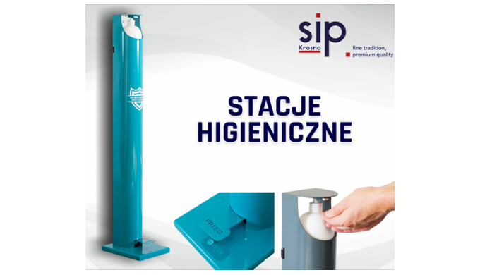Simple Hygiene Stations