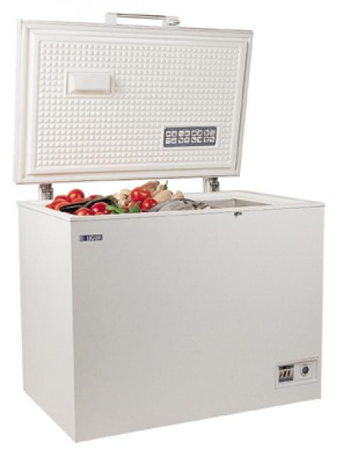 Ladă congelatoare cu capac compact | UDD 360 BK