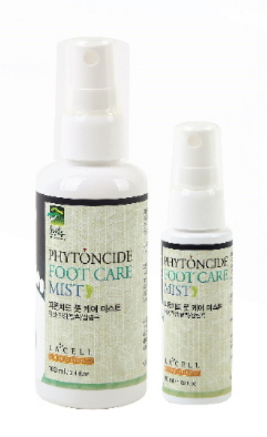 Phytoncide Foot Care mist
