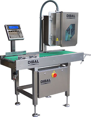 Equipos automáticos con pesaje dinámico para etiquetar peso y precio fijos o variables. El equipo de...