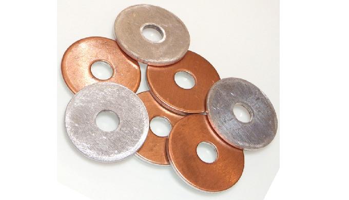 Bi Metal Copper Washers