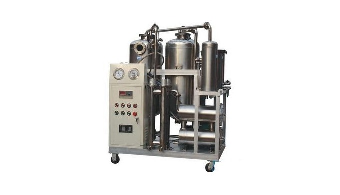 Insulating Oil Purifier ModelDimension(mm)Chemicals (kg)Treatment capacity (T)Power (KW) TK01400×400...