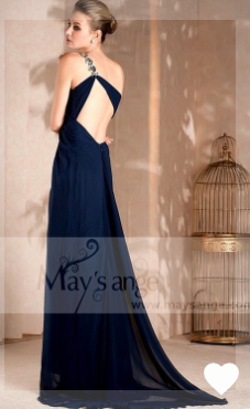 Acheter votre robe de soirée longue en ligne, sur maysange.com est le meilleur choix pour marquer vo...