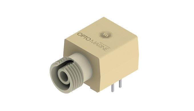 Волоконно-оптический передатчик и приемник 850 нм