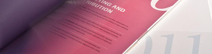 Wir bieten Ihnen Alles was es braucht um den perfekten Geschäftsbericht herauszugeben. Nebst unserem...