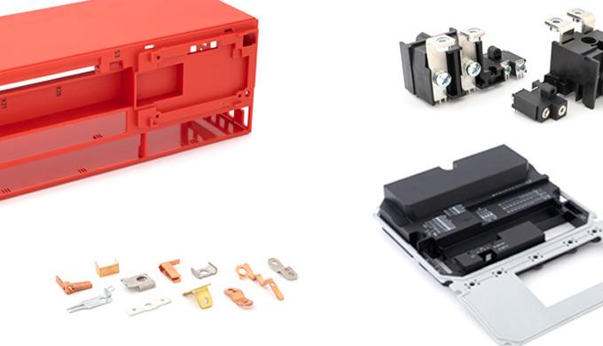 Kundenspezifische Artikel und Baugruppen aus Kunststoffspritzgusss und Stanz-Biege-Teile