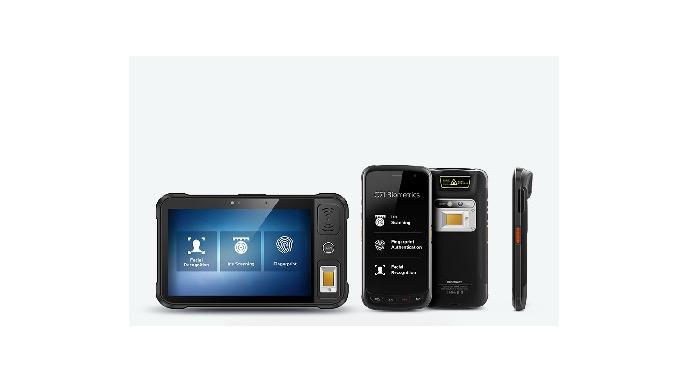 Scanners - PDA - Tablettes et smartphone endurcis RFiD - scan 1D/2D - IP67 IP68 IP65
