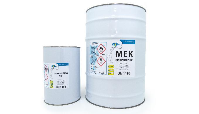 Metiletilchetone - MEK