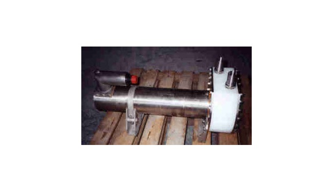 We can develop special products for use in adverse environments. Cold Wet Corrosive High Pressure Sh...