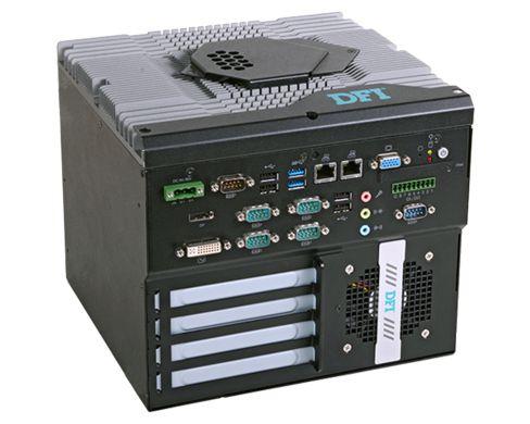 EC541-HD | 4th Gen Intel Core | High-Performance Embedded System | DFI