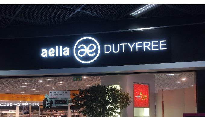 Aélia à l'Aéroport Marseille Provence
