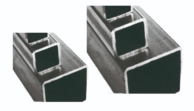 Fabrication de Tubes carrés, ronds, méplats, galvanisés