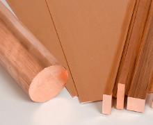 Kupfer Platten