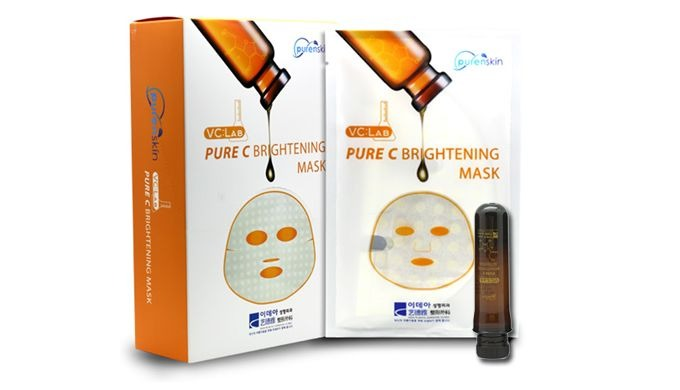 VC:LAB Pure Brightening Mask Pack