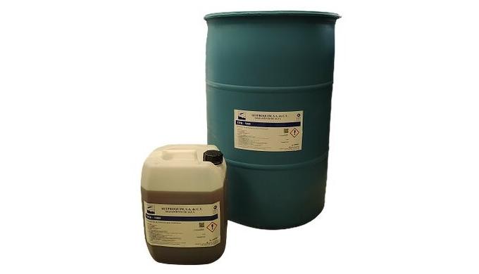 Antiincrustante para osmosis inversa alto silice y dureza