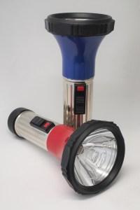 Kapesní svítilny