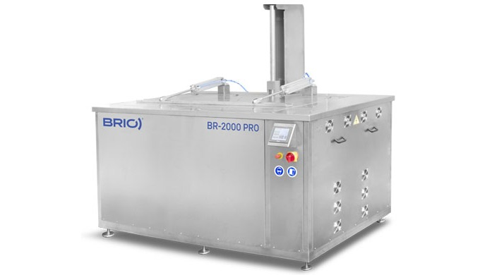 PRO Series. Automatic ultrasonic cleaning machines.