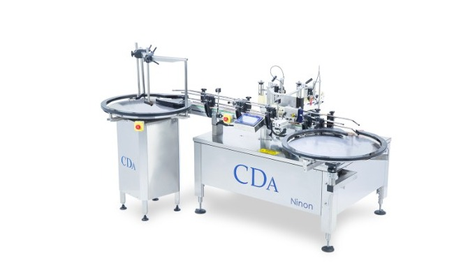 Ninon 1500/2500 range are automatic labeling equipments that can apply up to 4 labels to various siz...